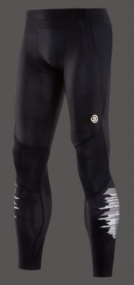 Skins A400  Mens Starlight Long Tights Oblique
