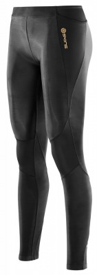 Skins A400 Womens Black Long Tights