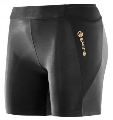 Skins A400 Womens Shorts Black