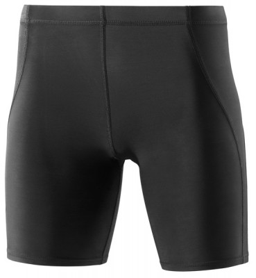 Skins A400 Womens Black/Silver Shorts