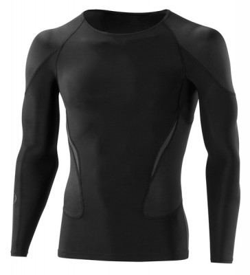 Skins Bio G400 - Golf Black Top Long Sleeve