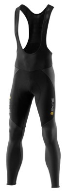 Skins Cycle Mens Thermal Bib Long Tights