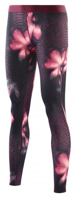 Skins DNAmic Womens Long Tights Exotica