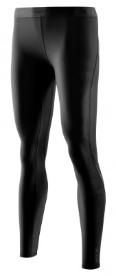 Skins DNAmic Womens Long Tights Black/Black