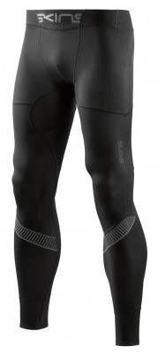 Skins DNAmic Ultimate (A400) Starlight Mens Long Tights Black - kompresní kalhoty