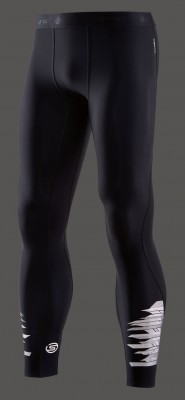 Skins DNAmic Thermal Starlight Mens Long Tights Oblique