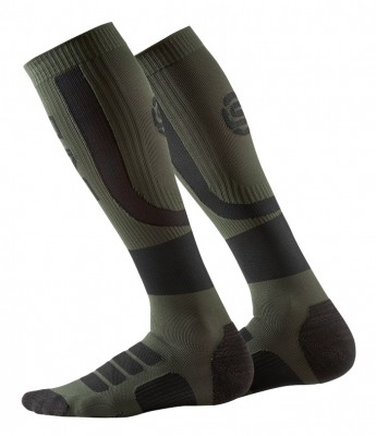 Skins Essentials Comp Socks Active Midw Black/Utility
