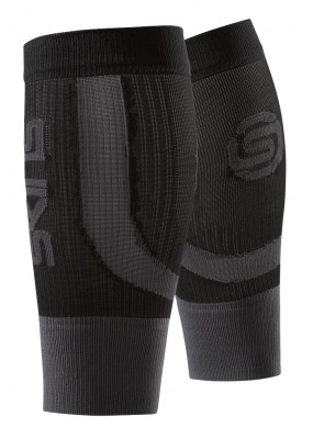 Skins Essentials Seamless Unisex Calftights Black/Pewter