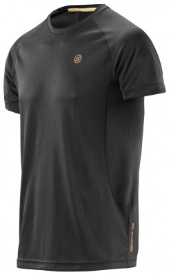 Skins NCG Mens Macro Short Sleeve Tee Black