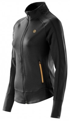 Skins NCG Womens Warm Up Jacket Black