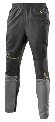Skins Plus Propel Mens Tapered Jogger Black/Pewter