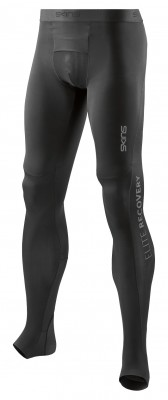 Skins Bio RY400 (DNAmic Elite) Mens Black Long Tights