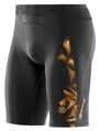 Skins A400  Mens Gold Half Tights