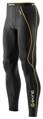 Skins Bio A200 Mens Black long tights