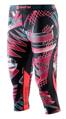 Skins DNAmic Womens 3/4 Tights Junkyard Geo