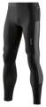 Skins DNAmic Thermal Mens Compression Long Tights Black/Charcoal