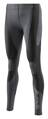 SKINS K-PROPRIUM Womens Compression Long Tights Black/Charcoal