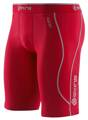 Skins Bio A200 Mens Red half tights